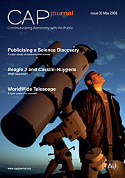 The Communicating Astronomy with the Public Journal #3 is out!