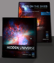 """""""Eyes on the Skies"""" and """"Hidden Universe"""" are Wiley-VCH bestsellers"""