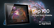 The ESA/Hubble Top 100 Images iPad App