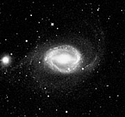 Ground-based view of NGC 1512