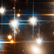 Faint White Dwarf Star in Globular Cluster NGC 6397