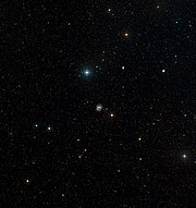 NGC 1672 in Dorado (ground-based image)