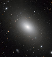 The gargantuan galaxy NGC 1132