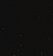 Wide-field image of the Virgo constellation (ground-based image)