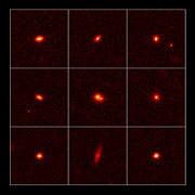 Hubble studies compact galaxies loaded with stars