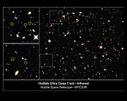 Hubble pinpoints distant galaxies in deepest view of Universe