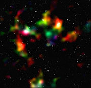 Mass distribution in the COSMOS field