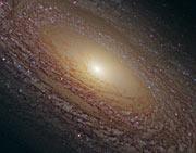 Flocculent spiral NGC 2841