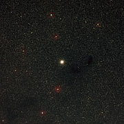 Wide-field view of Messier 9 (ground-based image)