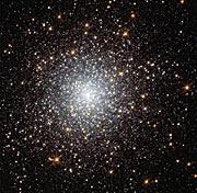 Globular cluster Fornax 3