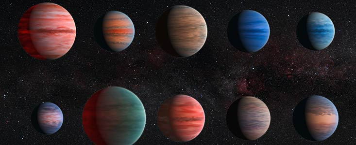 Varme Jupiter-planeter