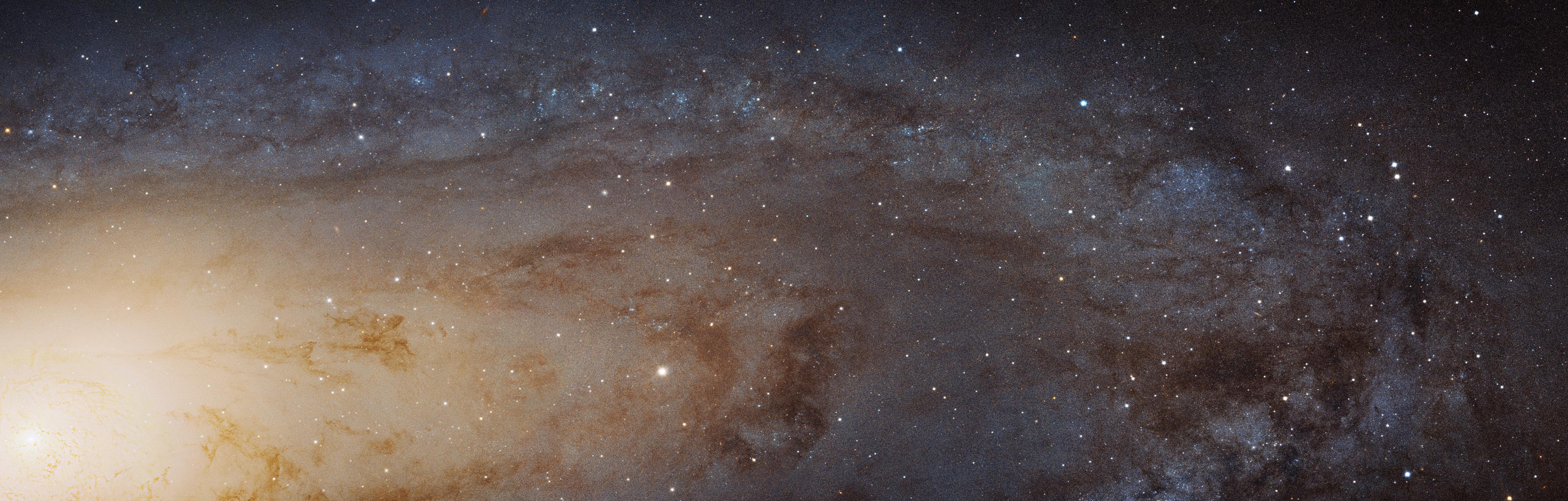 Gigapixels of Andromeda 4K  YouTube