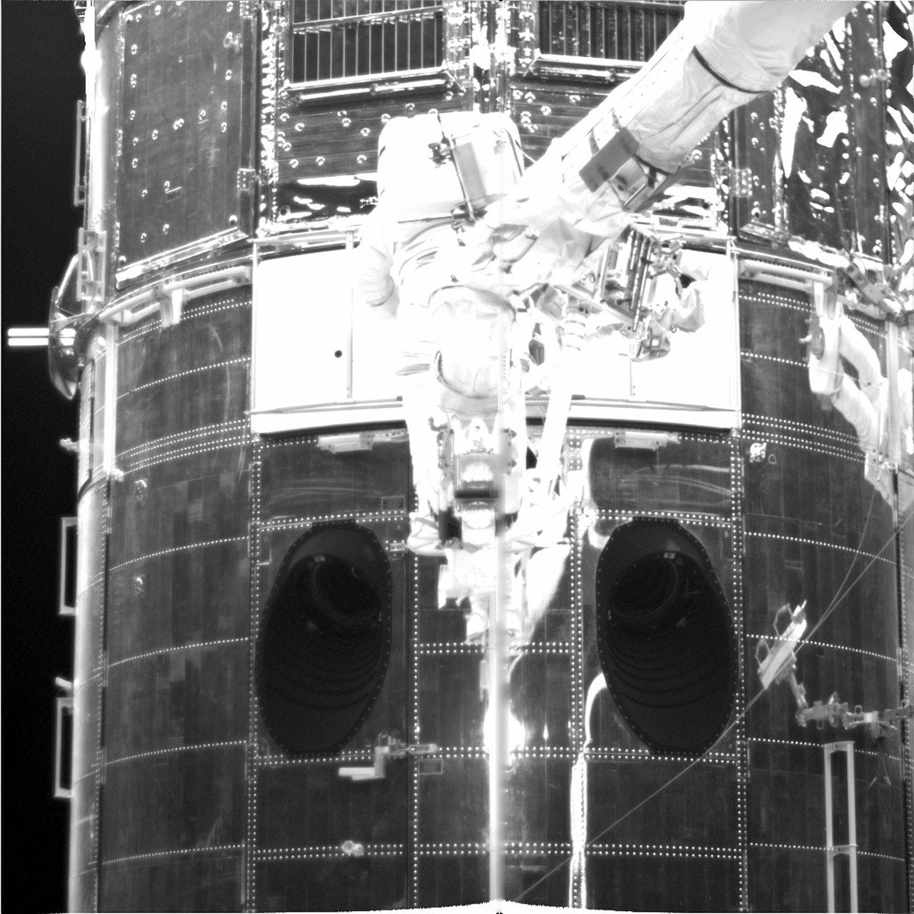 WFPC Camera Insertion