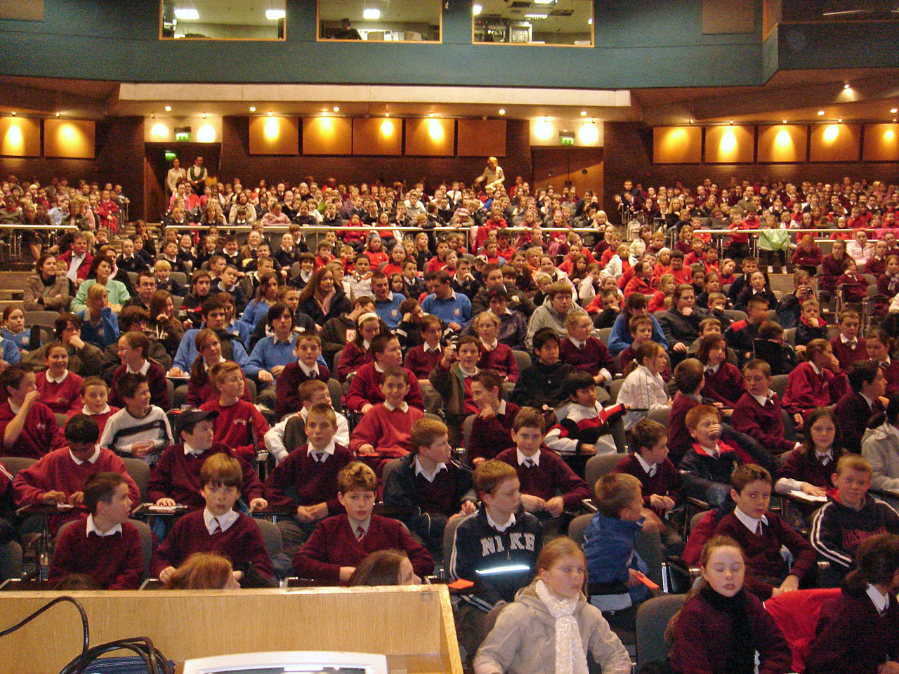 The Hubble Space Telescope at the Ireland National Science Week