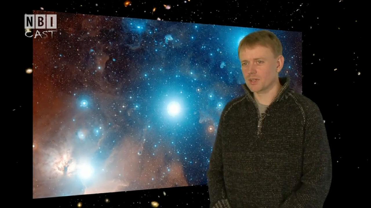 ESA/Hubble and NBI Cast