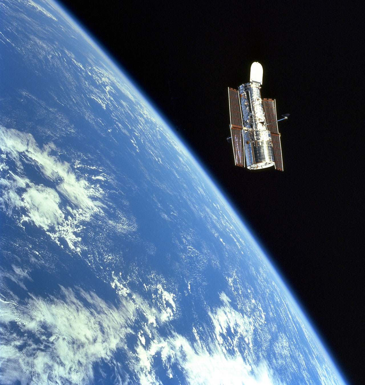Green light for Hubble operations