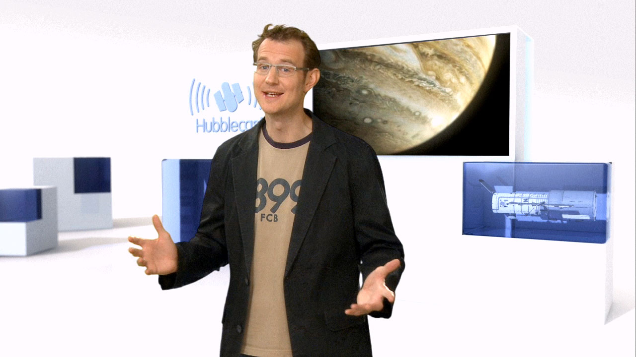 Hubblecast 27: What has Hubble taught us about the planets?