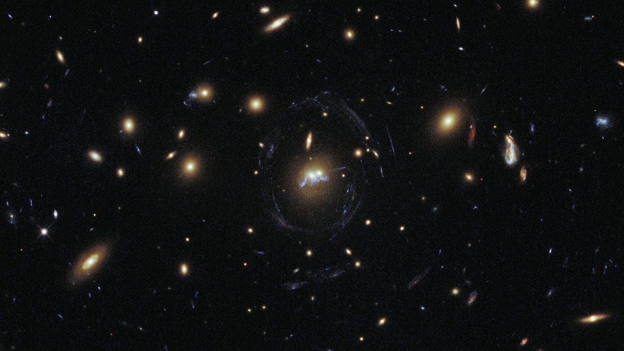 Screenshot of Hubblecast 76