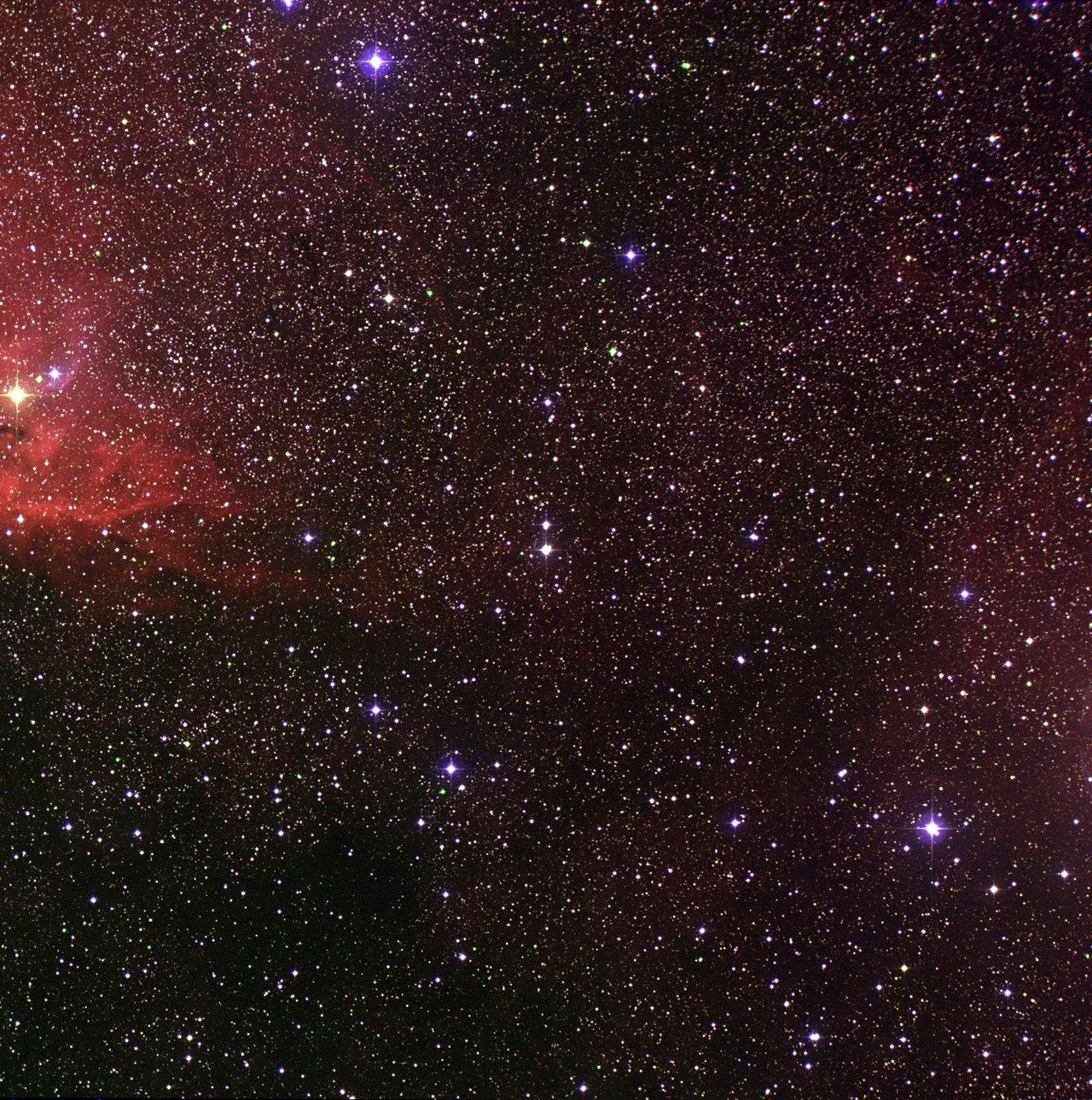 Cygnus X-1 (ground-based image)
