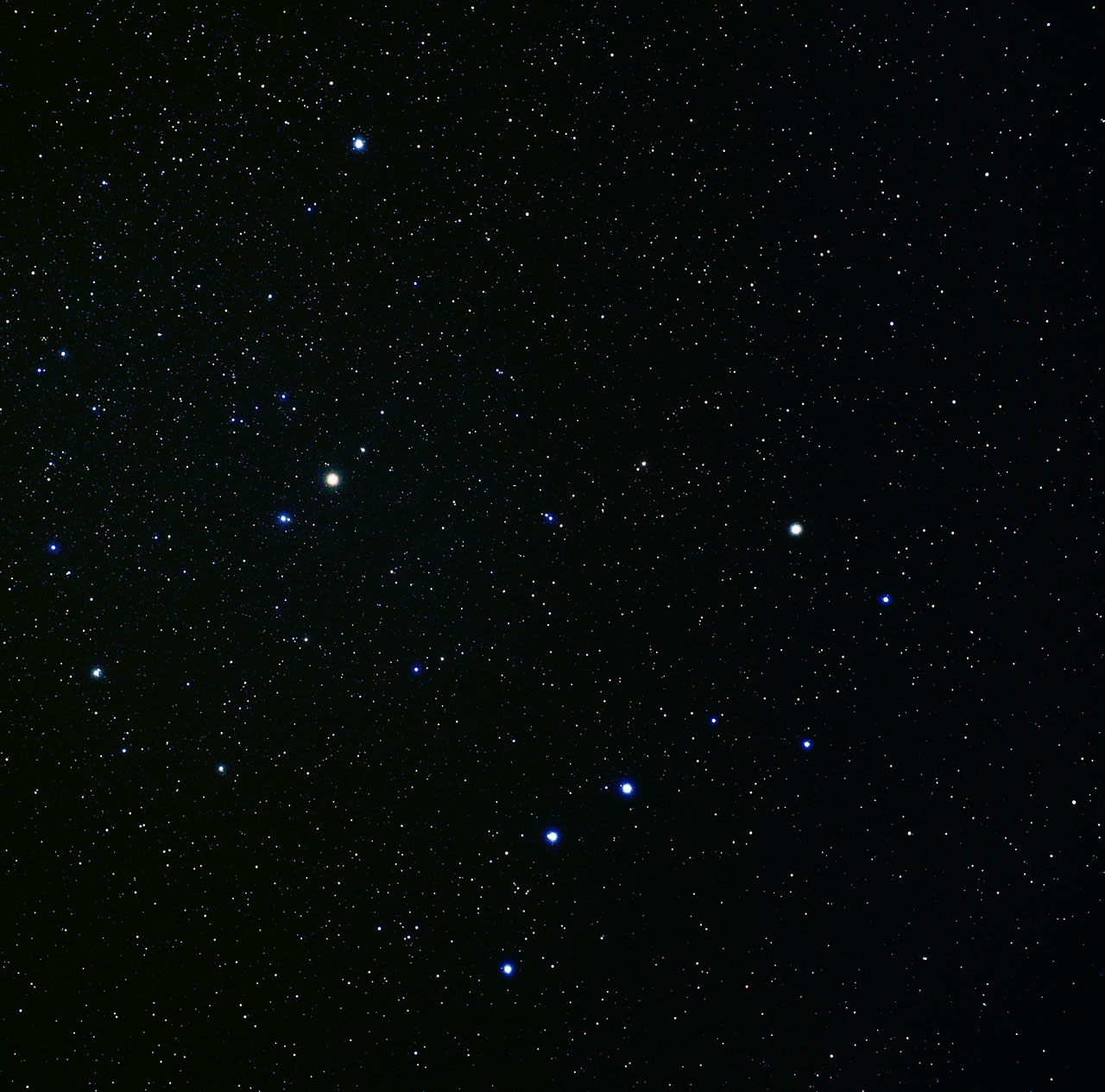 Constellations Ursa Major And Minor Constellations ...