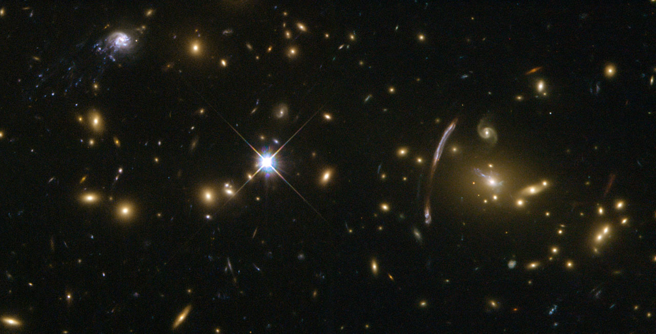 hubble galaxy hd clusters - photo #26