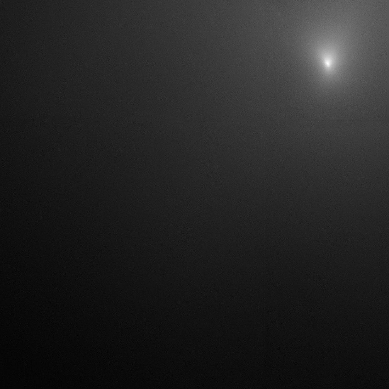 Comet 17P/Holmes Hubble image 3