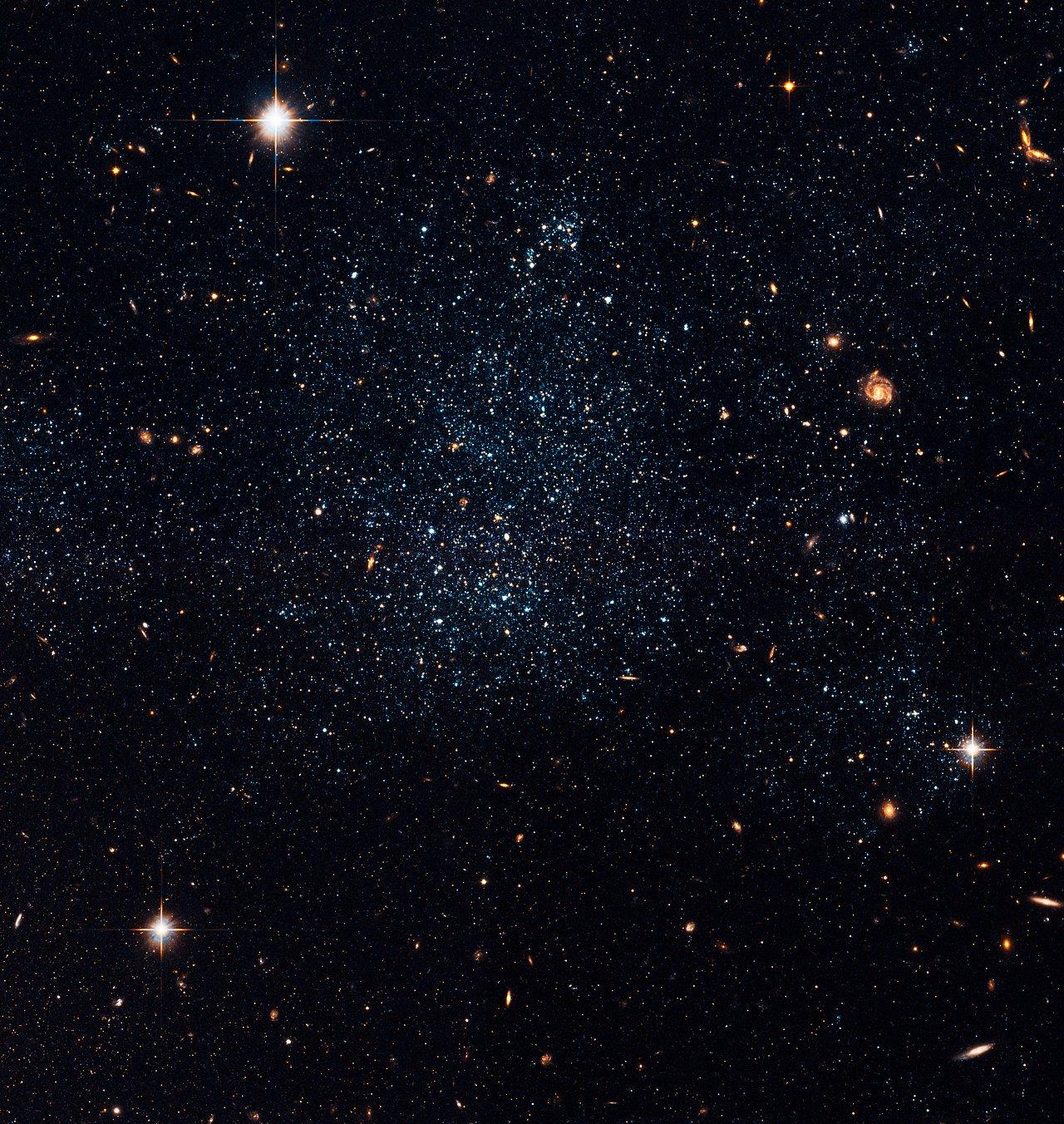 Dwarf Galaxy Holmberg IX
