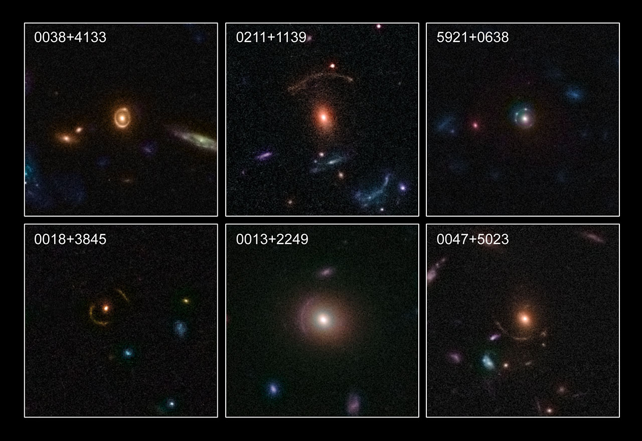 New Gravitational Lenses in the Distant Universe