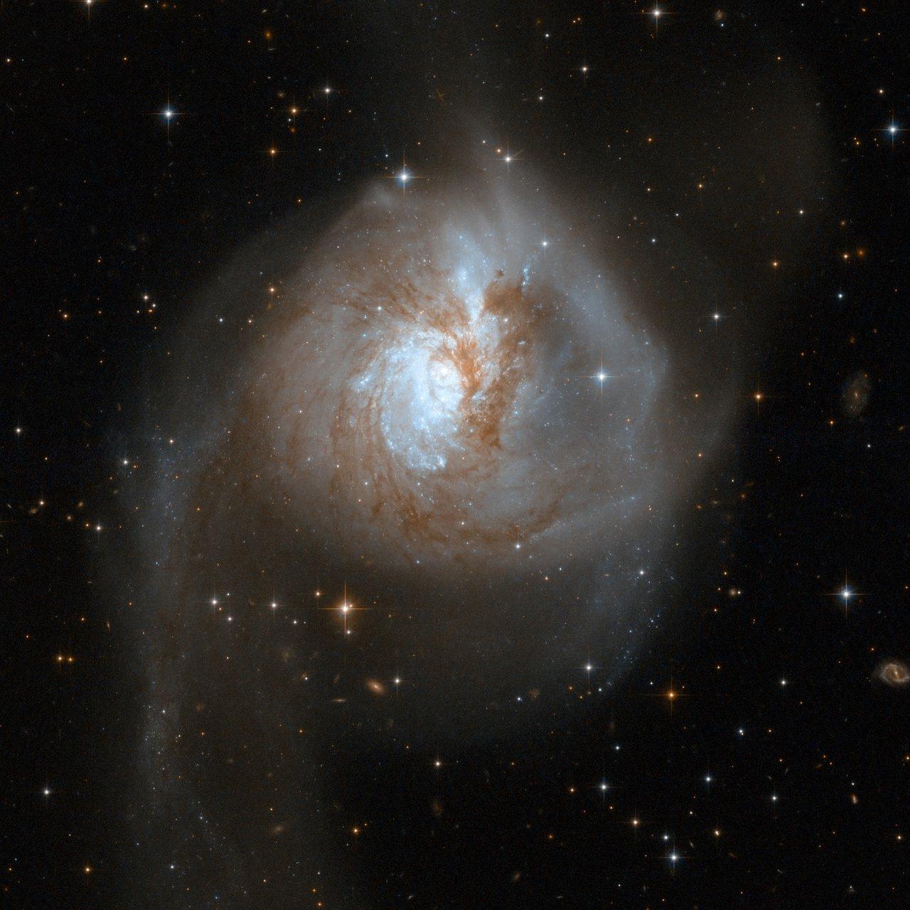 NGC 3256