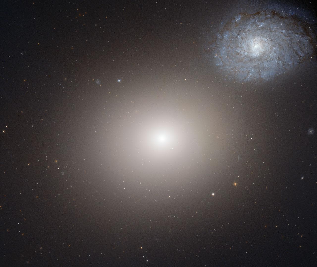 hubble galaxies pair -#main