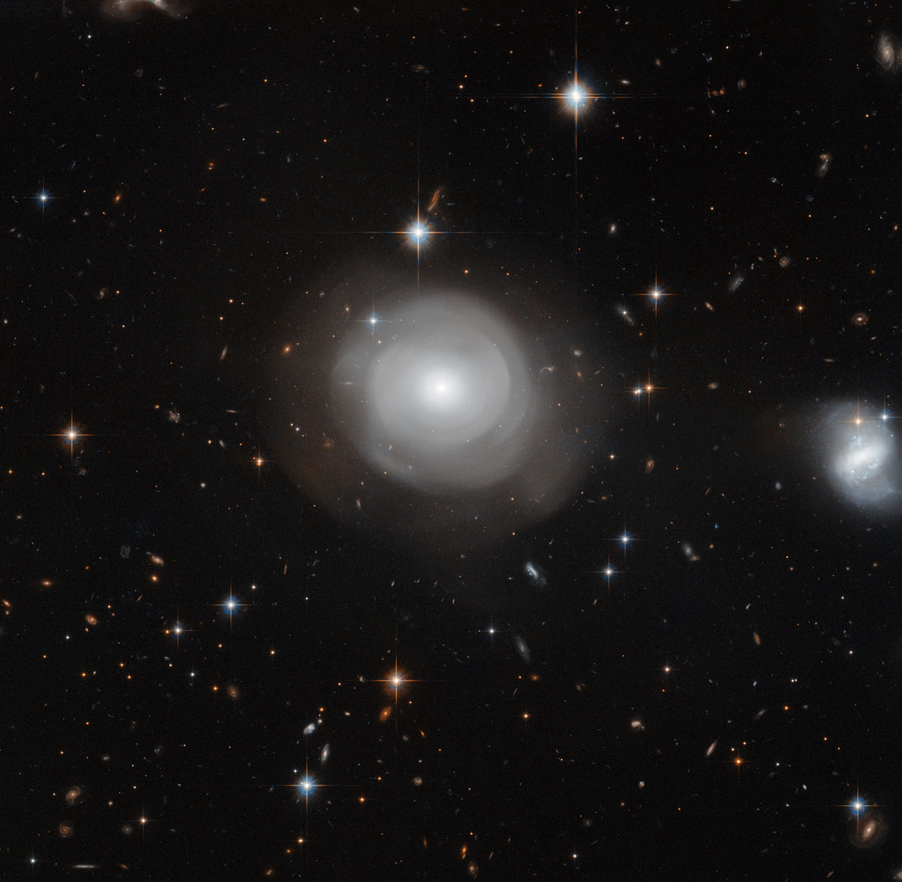 Hubble image of eso 381 12 esa hubble for Immagini galassie hd