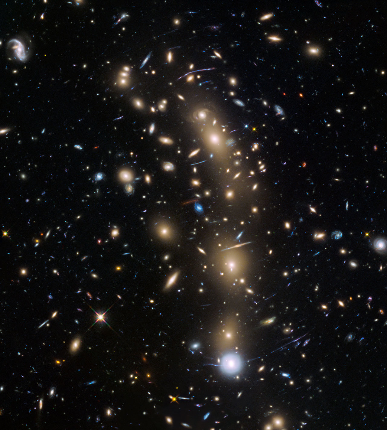 Science Release: Hubble spies Big Bang frontiers