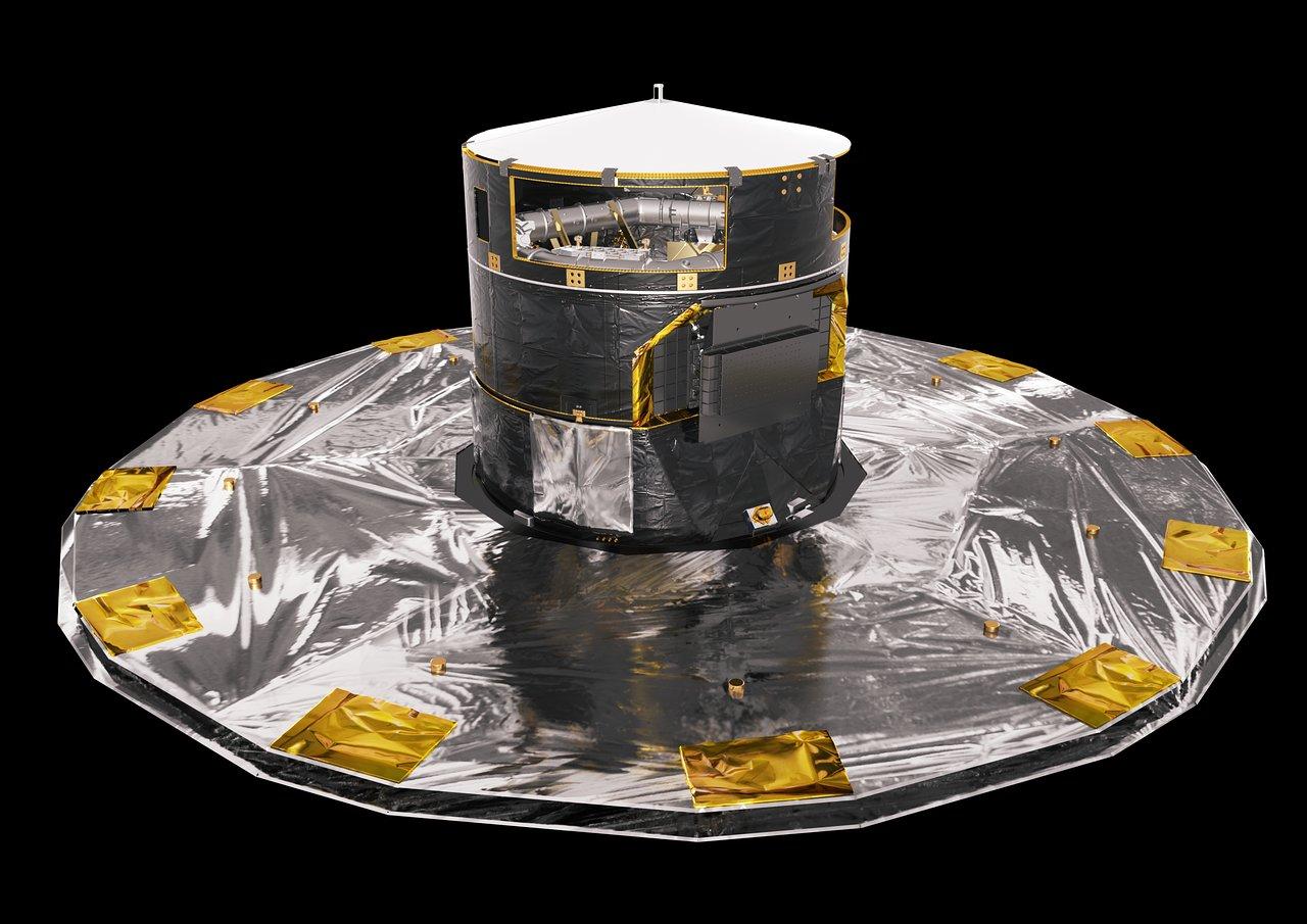 Esa S Gaia Satellite Esa Hubble