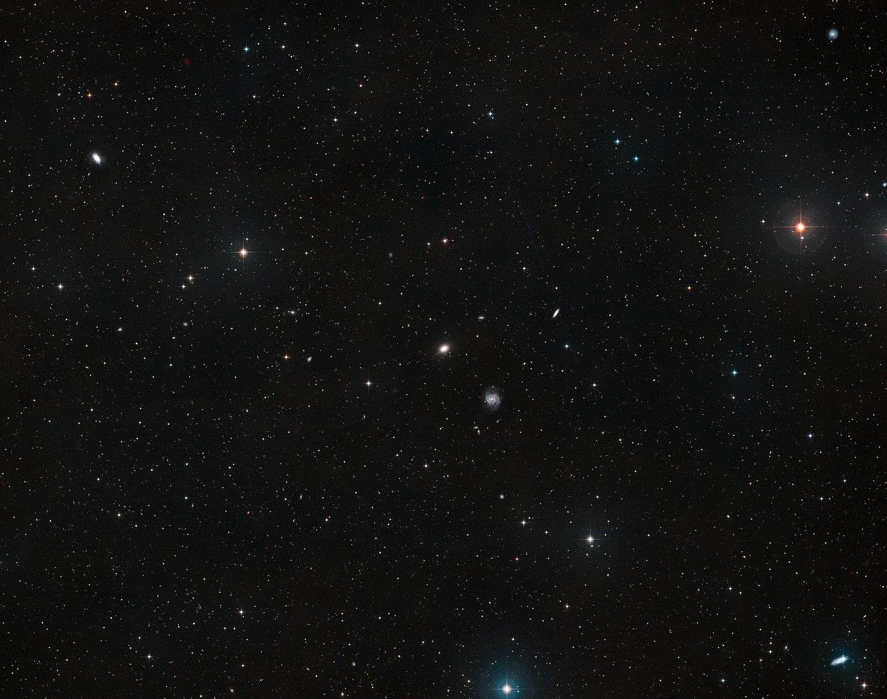 New Hubble Data Explains Missing Dark Matter