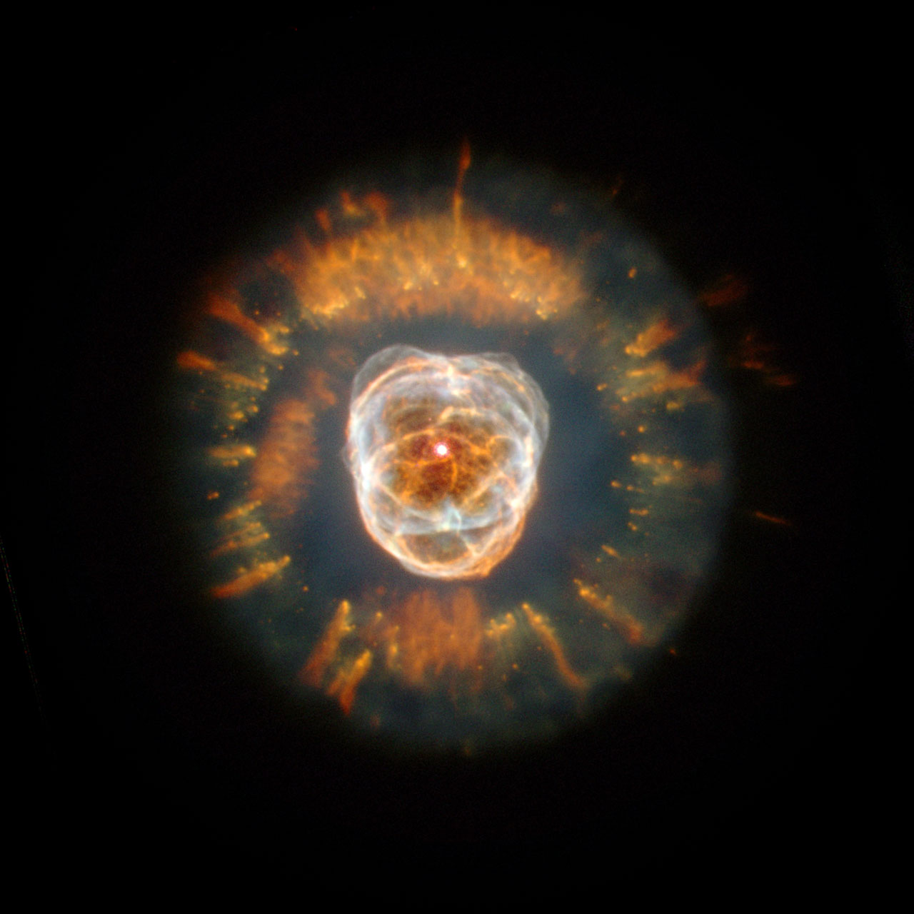 The Eskimo Nebula