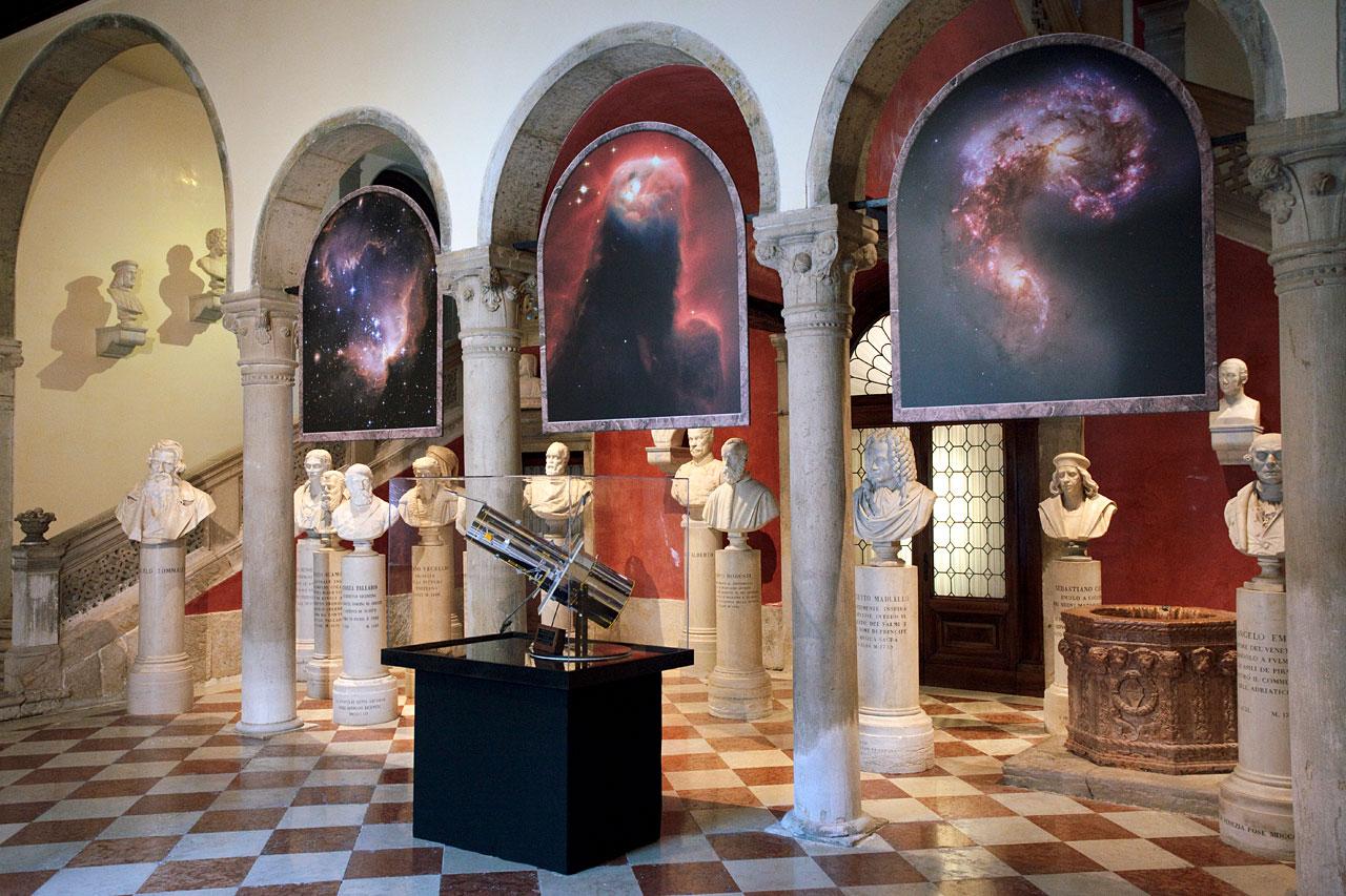 Hubble exhibition