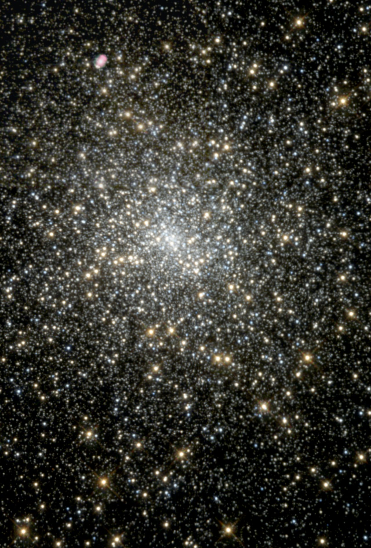 A Dying Star in Globular Cluster M15