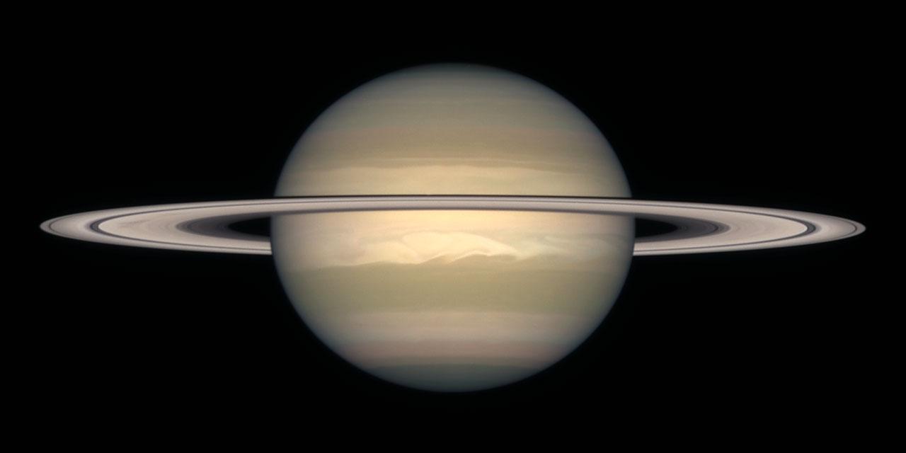 Saturn on October 1996