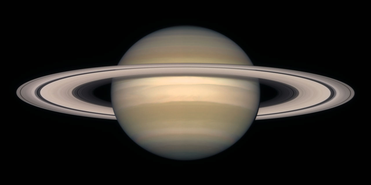 Saturn on October 1997