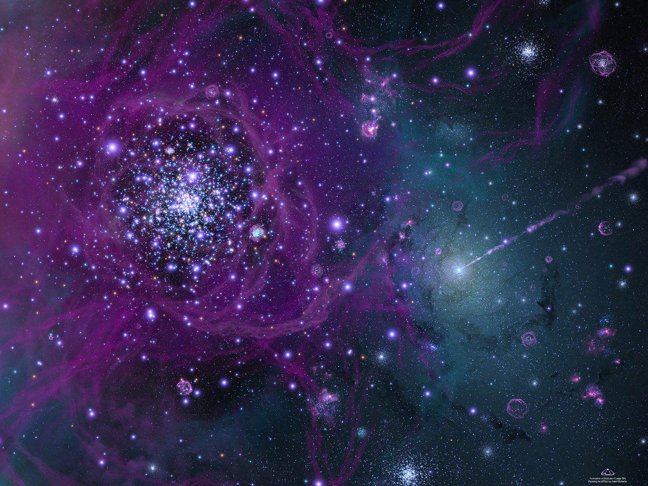 Birth of Our Galaxy