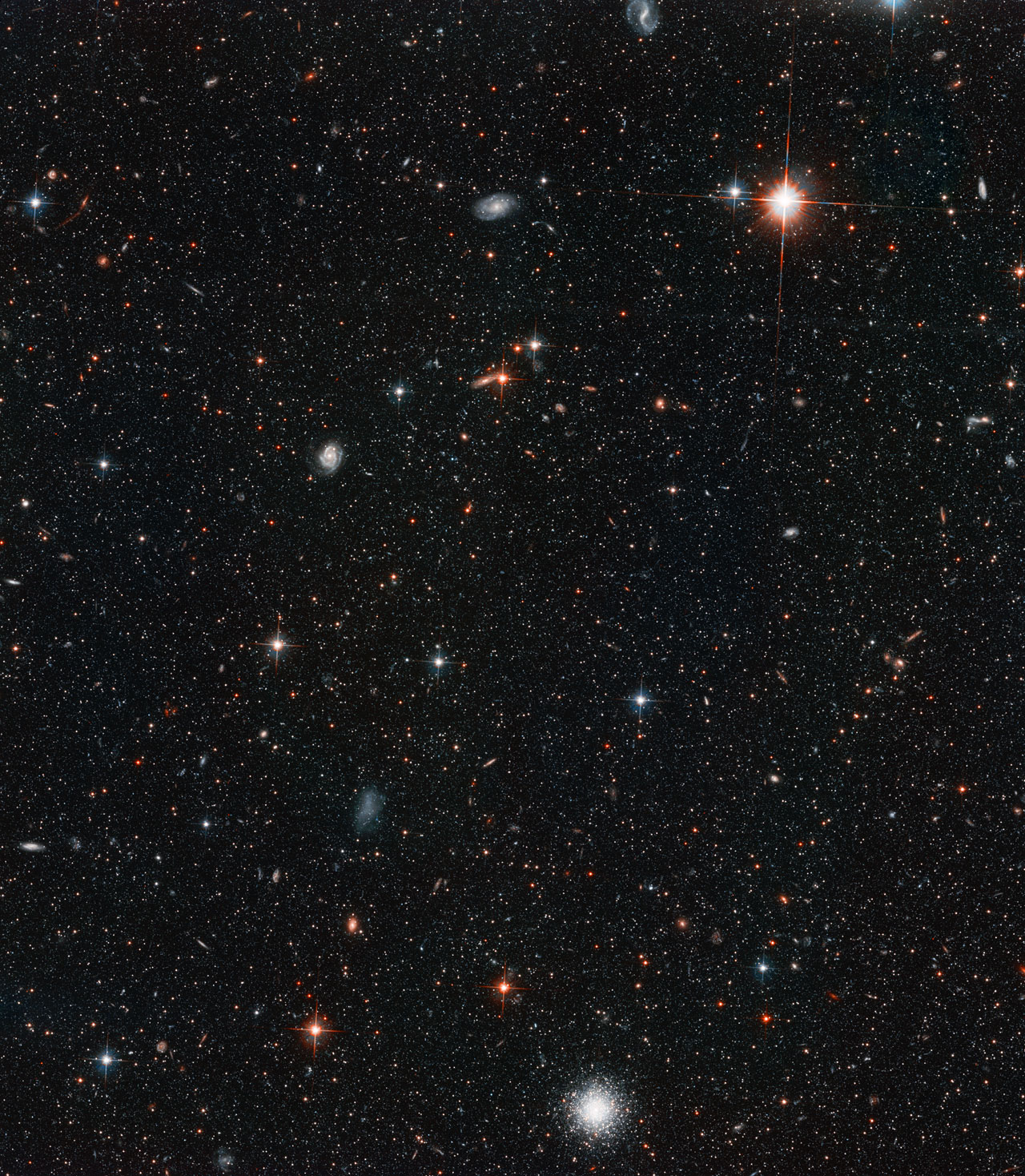Young and Old Stars Found in Andromeda's Halo