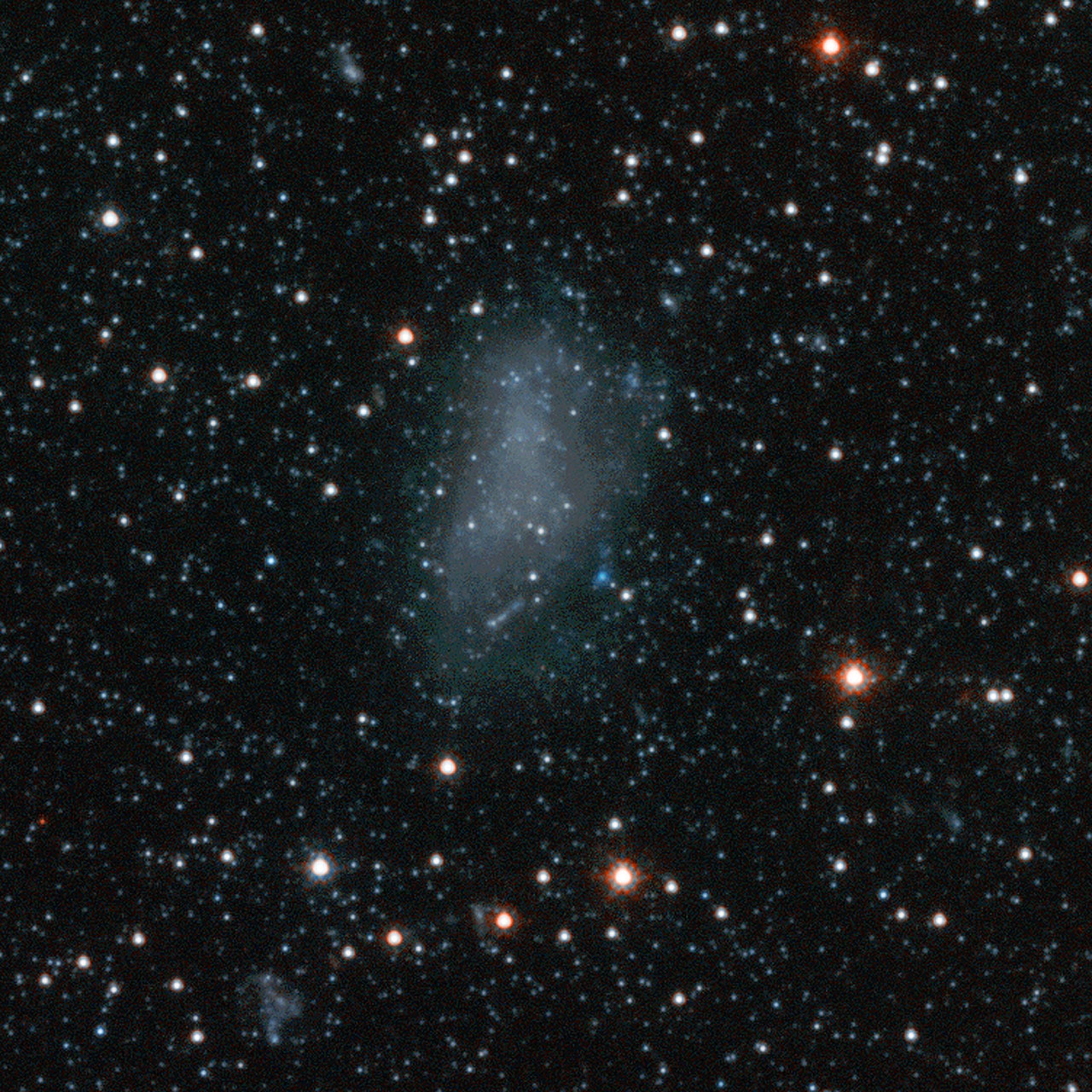Andromeda Galaxy Halo Details - 5