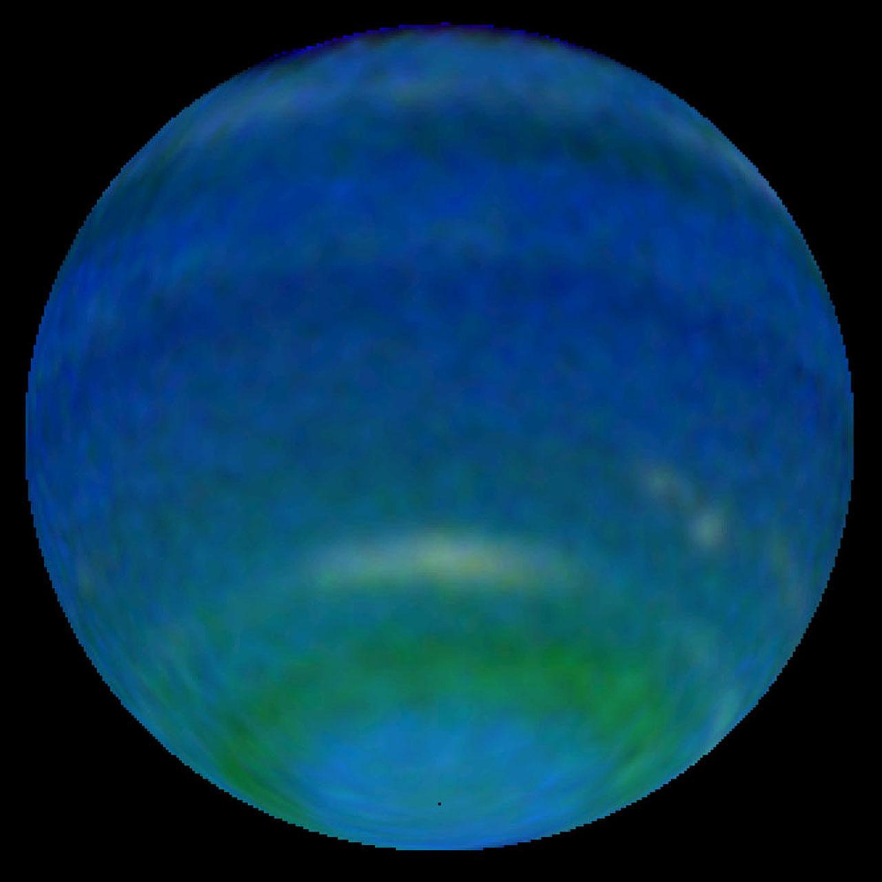 Springtime on Neptune - 1996 Image of Neptune