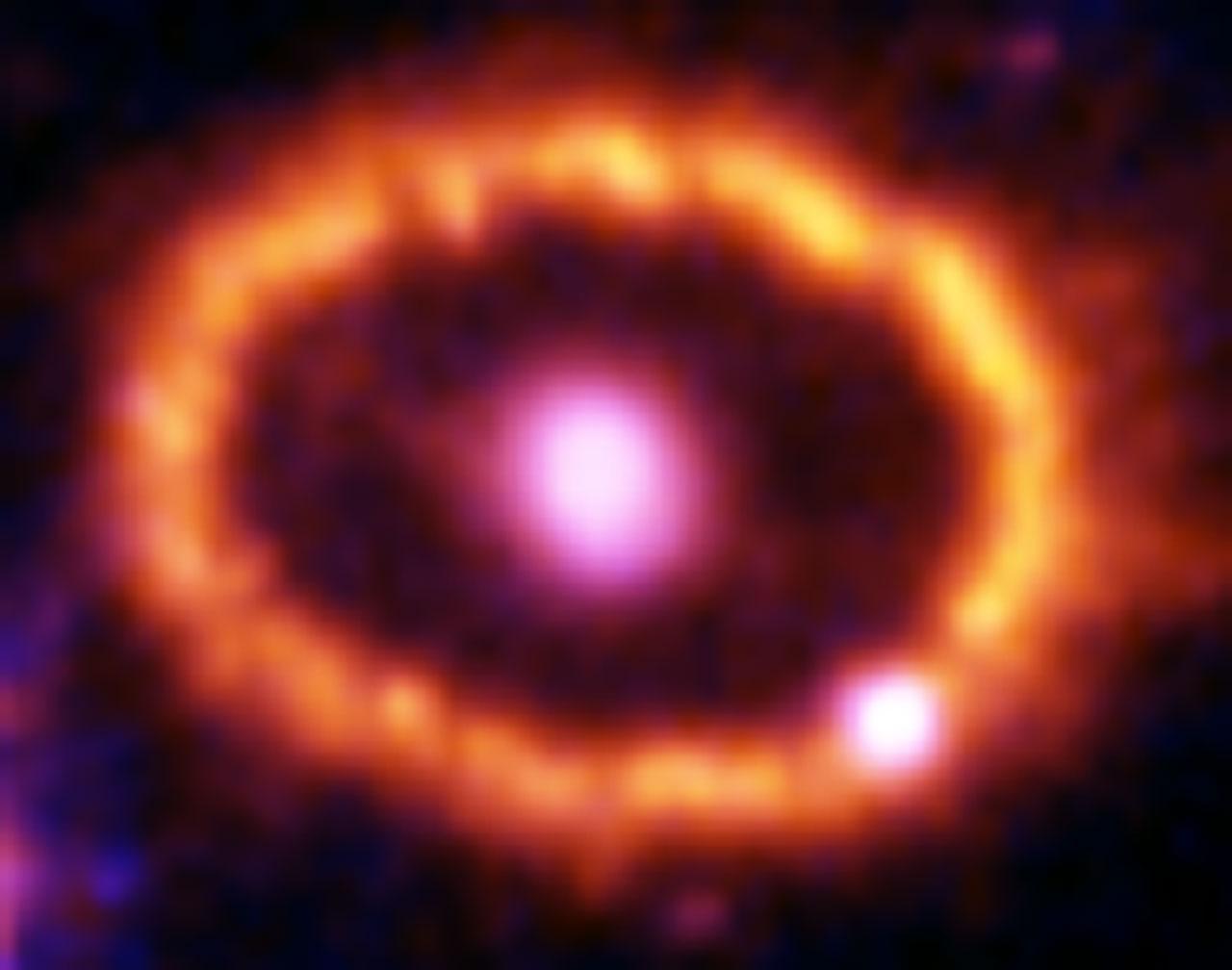 Hubble Supernova 1987A Scrapbook (1994-2003) - Image 3