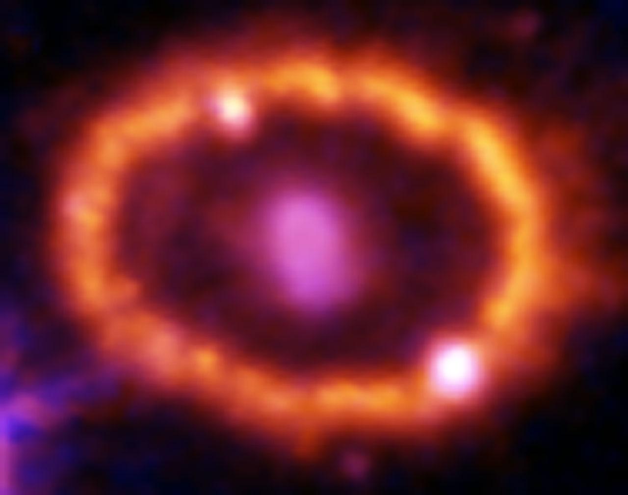 Hubble Supernova 1987A Scrapbook (1994-2003) - Image 6
