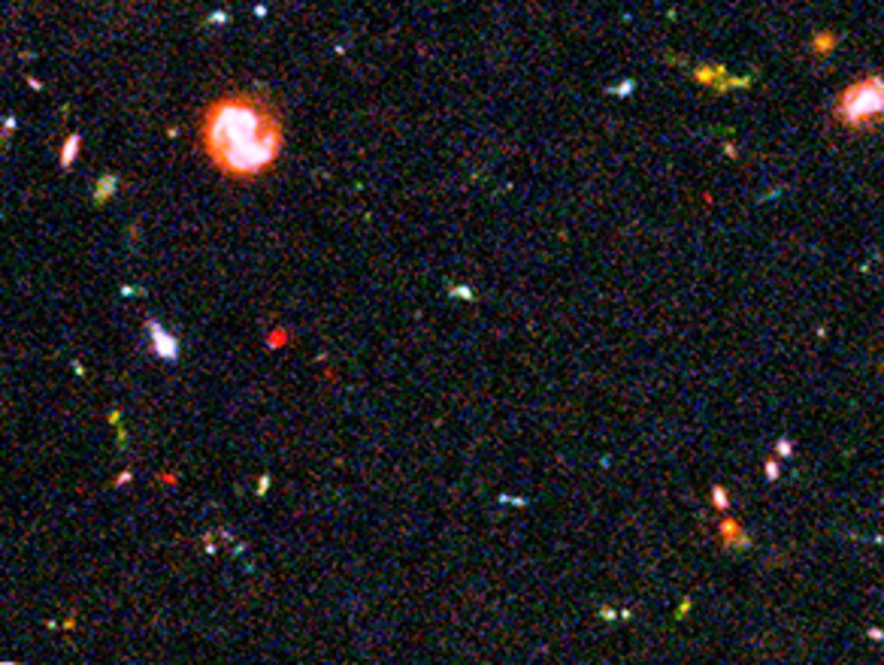 hubble ultra deep field 2017 - photo #22