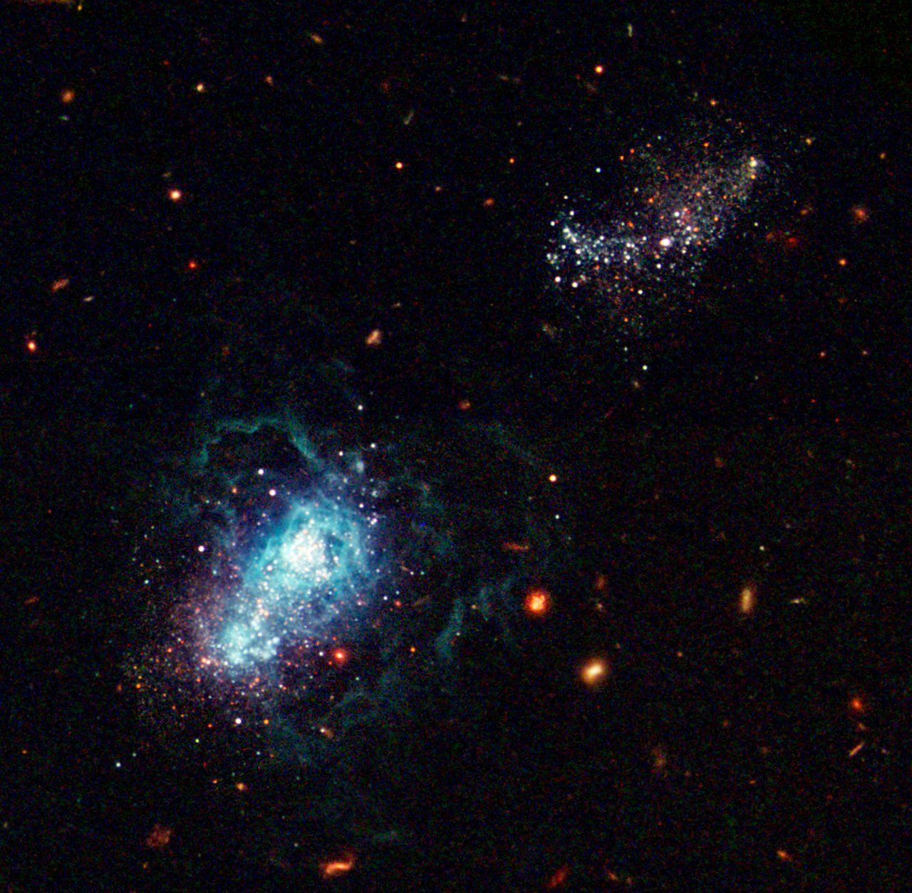 I Zwicky 18: A Baby Galaxy in a Grown-Up Universe