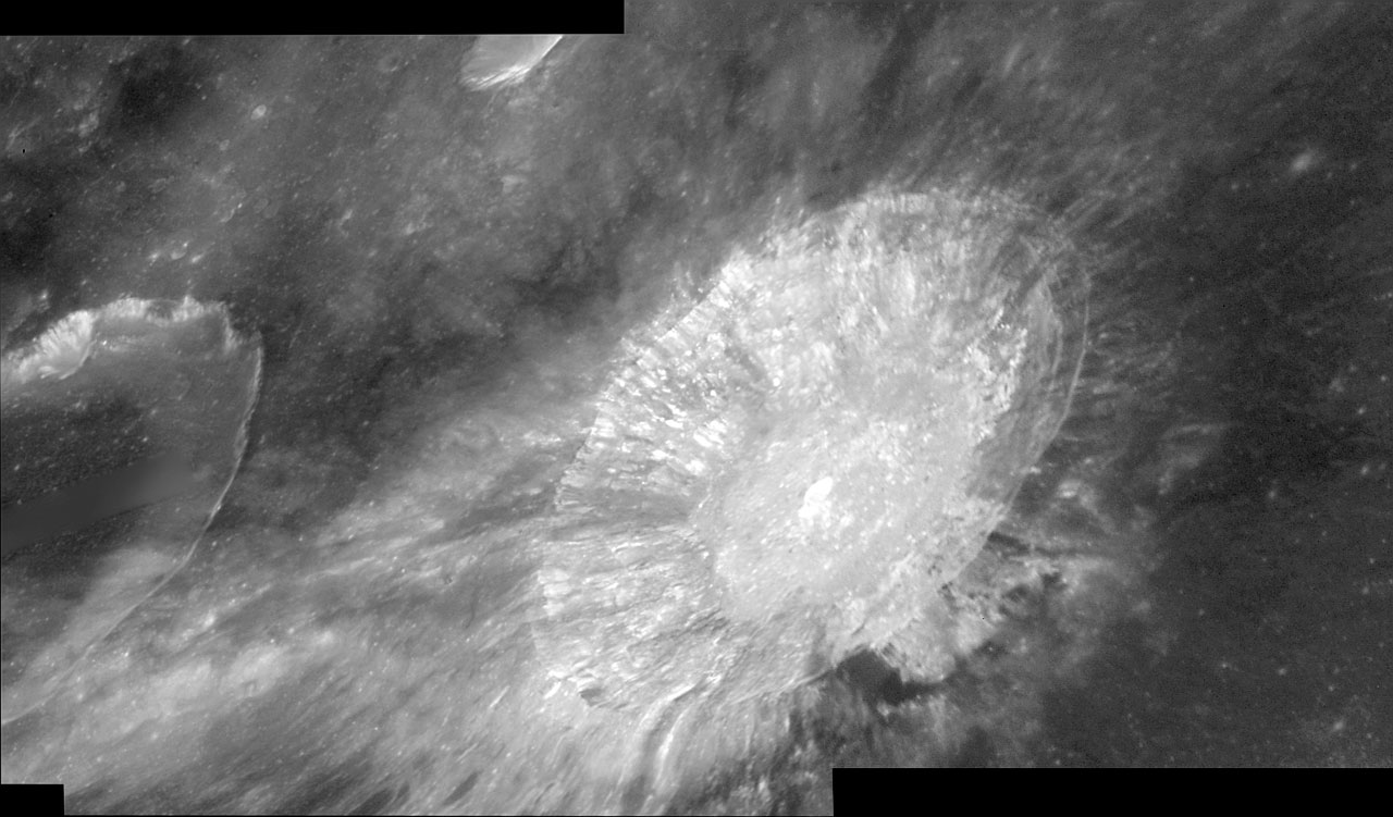 A Close-Up View of the Aristarchus Crater