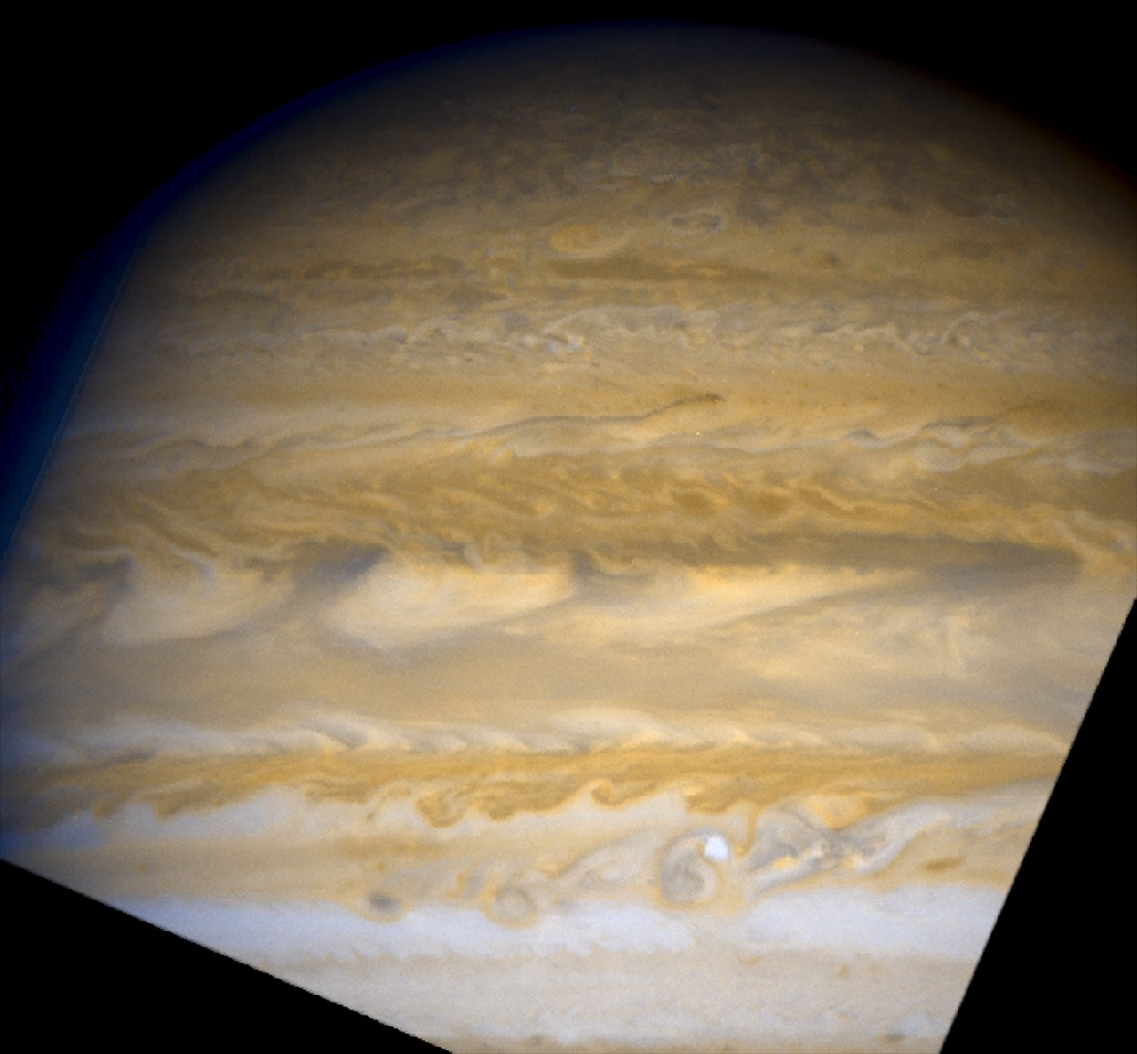 Jupiter - June 5, 2007 (Full Field)