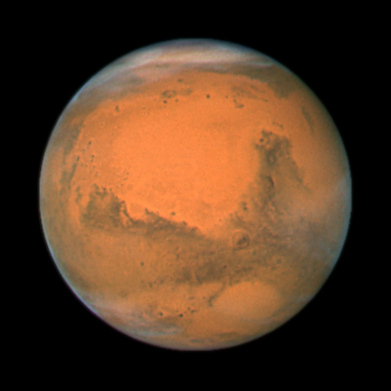 Mars: Closest Approach 2007